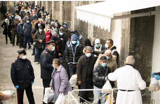 I nuovi poveri dopo la pandemia